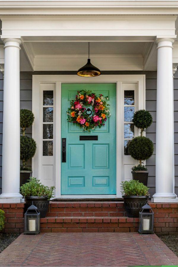 Exterior Door Aqua Door Image 5